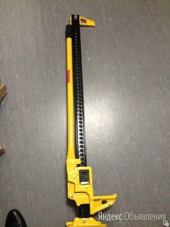 Домкрат реечный Хай Джек 3 т по цене 5000₽ - Грузоподъемное оборудование, фото 0