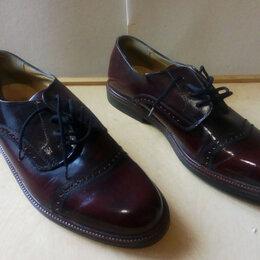 Ботинки - Ботинки мужские р.45 (натуральная кожа) dongyi, 0