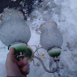 Бра и настенные светильники - Ретро настенный светильник, 0