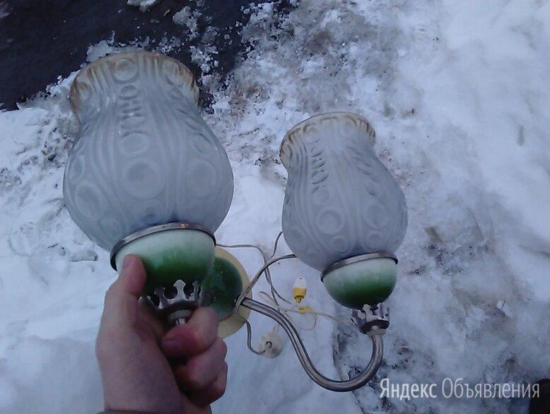 Ретро настенный светильник по цене 300₽ - Бра и настенные светильники, фото 0