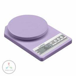 Кухонные весы - Весы кухонные LUMME LU-1343 лиловый аметист, 0