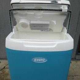Сумки-холодильники и аксессуары - Новый автохолодильник Ezetil 12V/220V 24 литра, 0