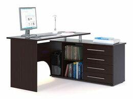 Компьютерные и письменные столы - Компьютерный стол КСТ-109 правый, 0
