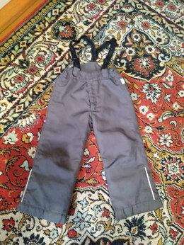 Брюки - штаны на лямках, 0