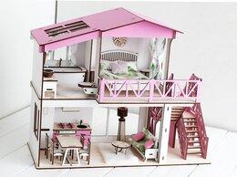 Куклы и пупсы - Кукольный домик для ЛОЛ, 0