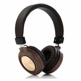 Наушники и Bluetooth-гарнитуры - SAIYO SY-1614 Коричневые+Черные наушники большие, 0