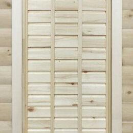 Двери - Банная дверь липа ПГ9, 0