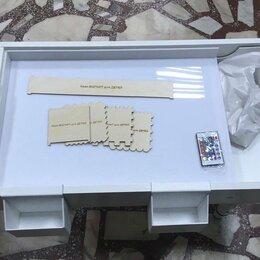 Рисование - Стол световой для рисования песком, 0