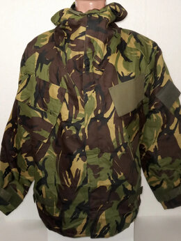 Военные вещи - Британская куртка от костюма химической защиты. …, 0