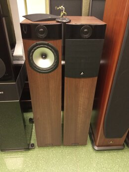 Акустические системы - Акустика Fyne Audio F302, 0