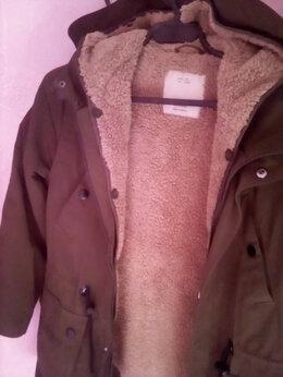 Куртки и пуховики - Куртка для мальчика 134 см Zara, 0