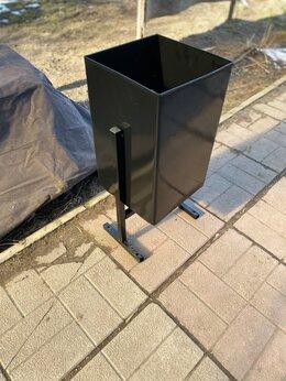 Мебель для учреждений - Урна уличная для мусора, 0