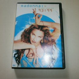 Видеофильмы - Madonna : the video collection 93 : 99 DVD , 0