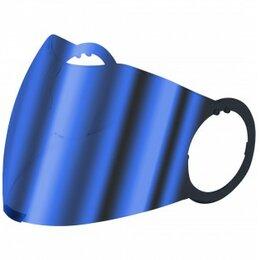 Источники бесперебойного питания, сетевые фильтры - Визор AGV Visor CITY 18 - 2 AS (M - XL) Iridium Blue, 0