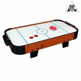 Игровые столы - Игровой стол DFC LION аэрохоккей, 0