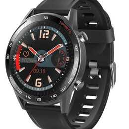 Умные часы и браслеты - Фитнес часы. Новые. Температура, давления, пульс. Ре, 0
