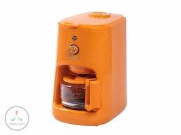 Кофеварки и кофемашины - Кофеварка Oursson CM0400G/OR с кофемолкой,…, 0