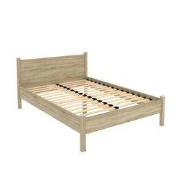 Кровати - Двухместная кровать с ортопедическим основанием…, 0