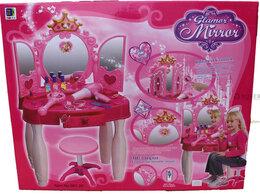Комоды - Детское игрушечное трюмо 661-20 со стульчиком, с…, 0