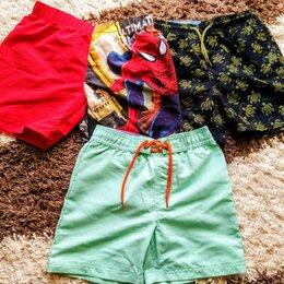 Белье и пляжная одежда - Шорты для плавания новые. Размер 110-116, 134-140, 0