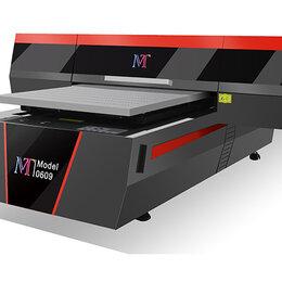 Полиграфическое оборудование - Сувенирный уф принтер MT-UV6090PRO, 0