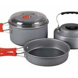 Туристическая посуда - BL200-C11 набор походной посуды BULin на 2 чел., 0