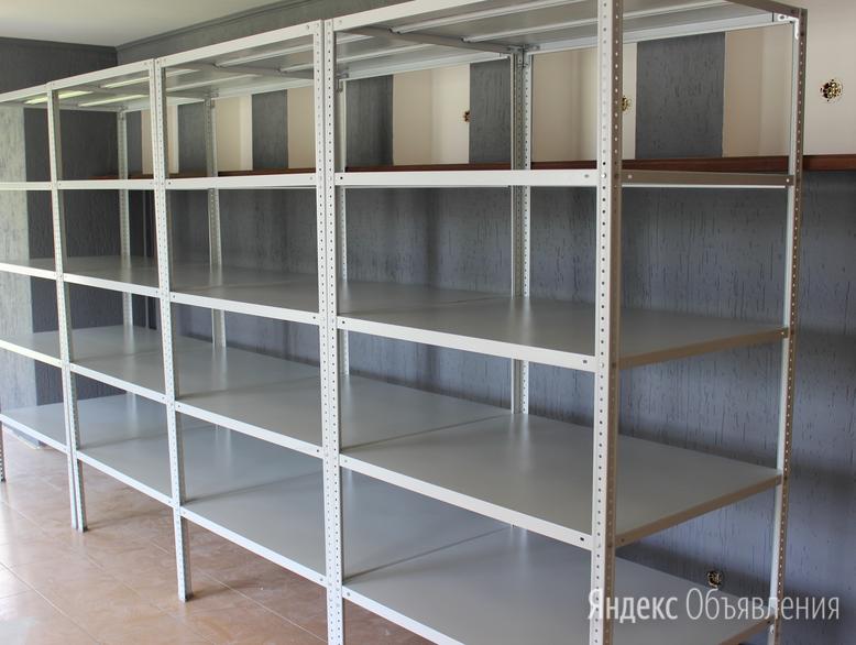 Стеллаж архивный / Стеллаж металлический, полочный по цене 3000₽ - Мебель для учреждений, фото 0
