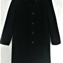 Пальто - Пальто, шерсть, р. 46-48, Италия, 0