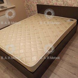 Кровати - Новая кровать с матрасом , 0