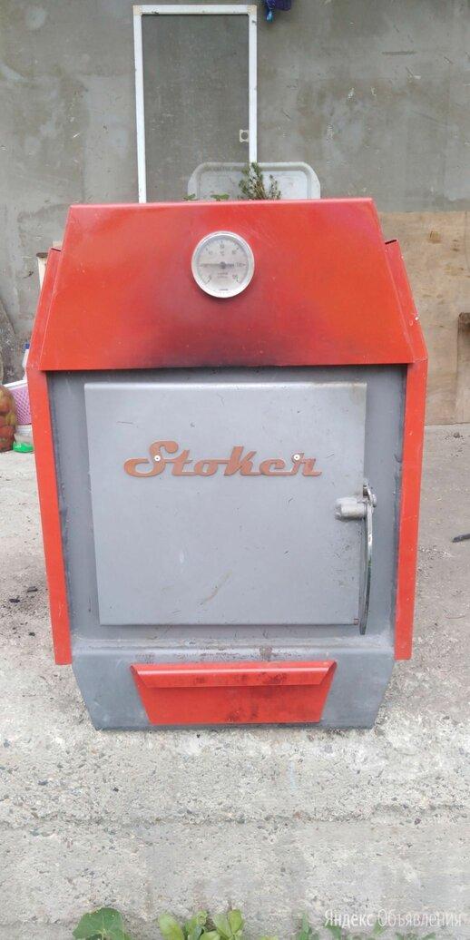 Stoker аотв 12 Э котел твердотопливный по цене 21000₽ - Отопительные котлы, фото 0