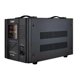 Электроустановочные изделия - Стабилизатор напряжения Uniel 10000ВА RS-1/10000…, 0