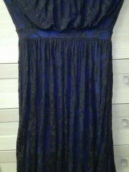 Платья - Платье без лямок р.46, 0
