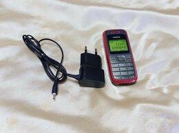 Мобильные телефоны - Nokia 1200 с зарядкой 2007г, 0