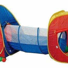 Игровые домики и палатки - Детская палатка  314*120*90 см №7018А-1, 0