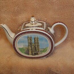 """Заварочные чайники - Коллекционный чайник J. Sadler """"Westminster Abbey"""", 0"""