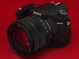 Фотоаппараты - Sony RX10 IV (гарантия, чек), 0