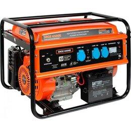 Электрогенераторы - Генератор бензиновый Patriot Max Power SRGE…, 0