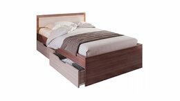 Кровати - Односпальная кровать с ящиками Гармония, 0