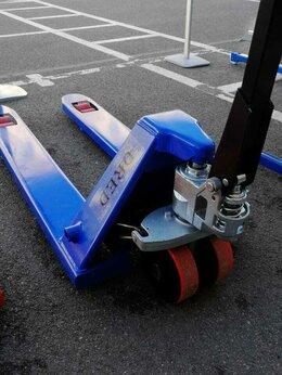 Грузоподъемное оборудование - Тележка гидравлическая рохля DRED 30-115, 0