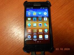 Мобильные телефоны - Смартфон SAMSUNG S 2 GT-i 9100 в футляре, 0