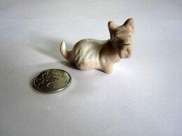 Статуэтки и фигурки - Фарфоровая Статуэтка Маленький пёсик, лфз, 0