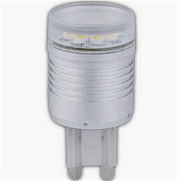 Лампочки - Лампа светодиодная 2,4Вт 230V 4200К G9 Mini Ecola, 0