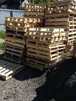 Древесно-плитные материалы - Паллеты б/у с доставкой под дрова, 0