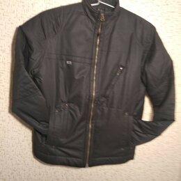 Куртки - Новая мужская зимняя куртка 46 размера, 0