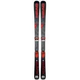 Горные лыжи - Горные лыжи Head Monster 88 Ti SW 177, 0