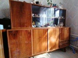 """Шкафы, стенки, гарнитуры - Сервант из массива дерева от гостиной """"Магнолия"""", 0"""