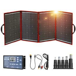 Солнечные батареи - Солнечная панель Dokio 220W складная, 0