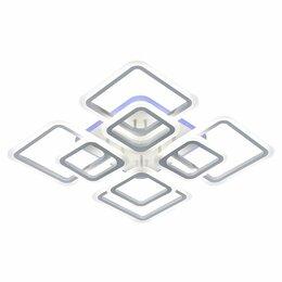 Люстры и потолочные светильники - Мощная светодиодная люстра с пультом ду (148), 0
