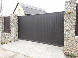 Заборы и ворота - Ворота откатные , 0
