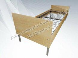 Кровати - Кровать металлическая одноярусная КО-Б1, 0